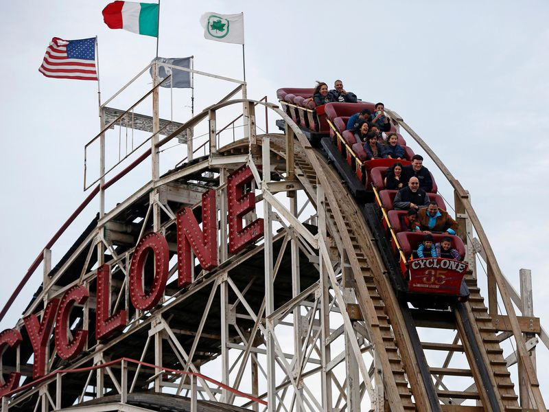 The Cyclone: Coney Island, New York