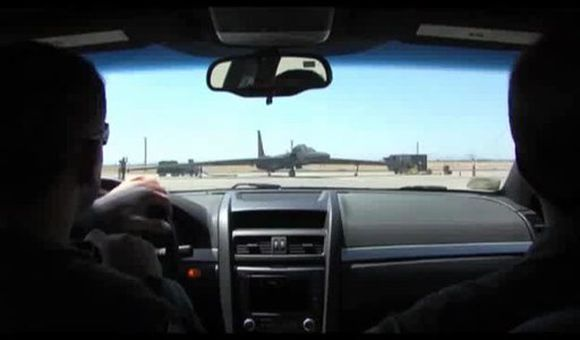 Preview thumbnail for video'When the Chase Plane is a Car