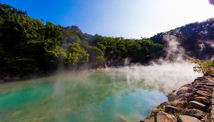 Soak Up Taiwan's Hot Springs Culture in These Five Natural Baths