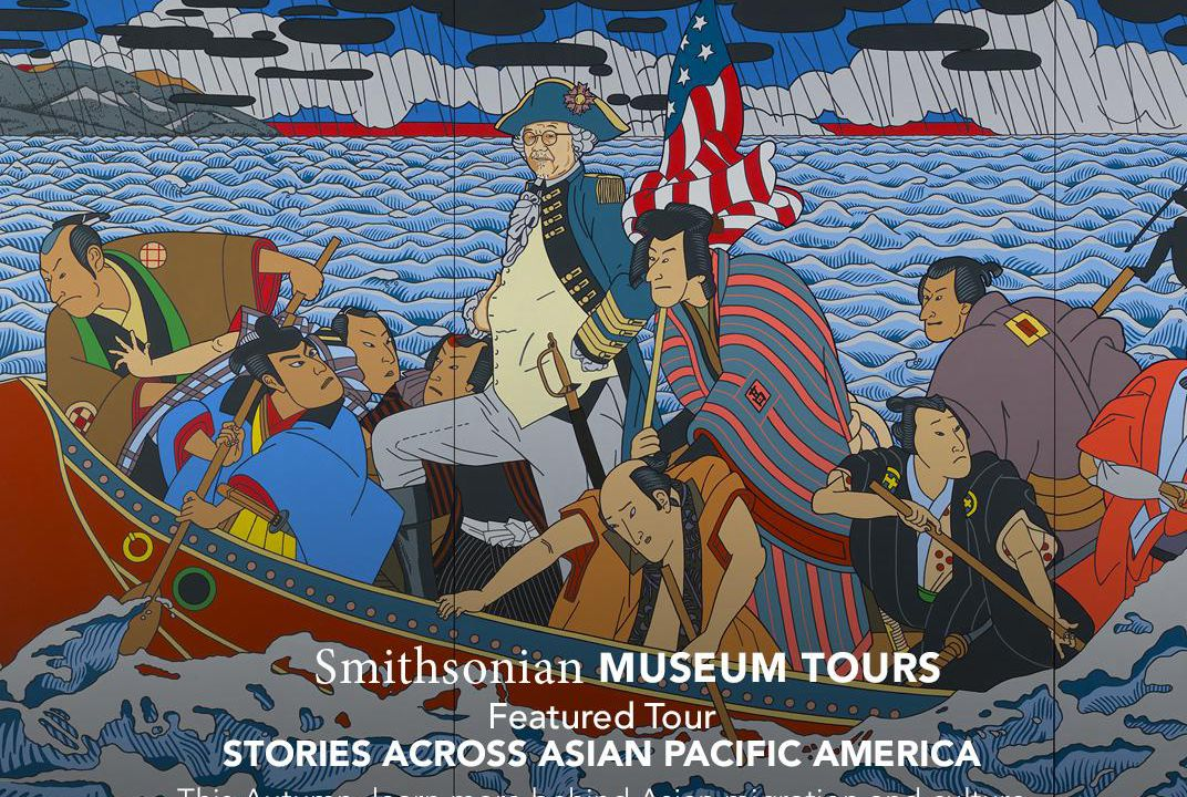 Take a Tour of the Smithsonian's Asian Pacific Collections this Autumn