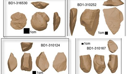 Humans May Have Been Crafting Stone Tools for 2.6 Million Years
