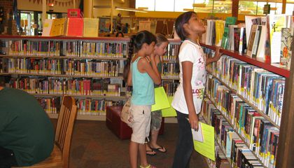 Pew Research Shows Public Libraries Remain Vital to Communities