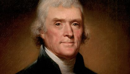 How Would Thomas Jefferson Solve the Fiscal Crisis?