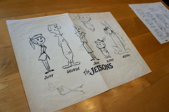 Early designs for the Jetson family