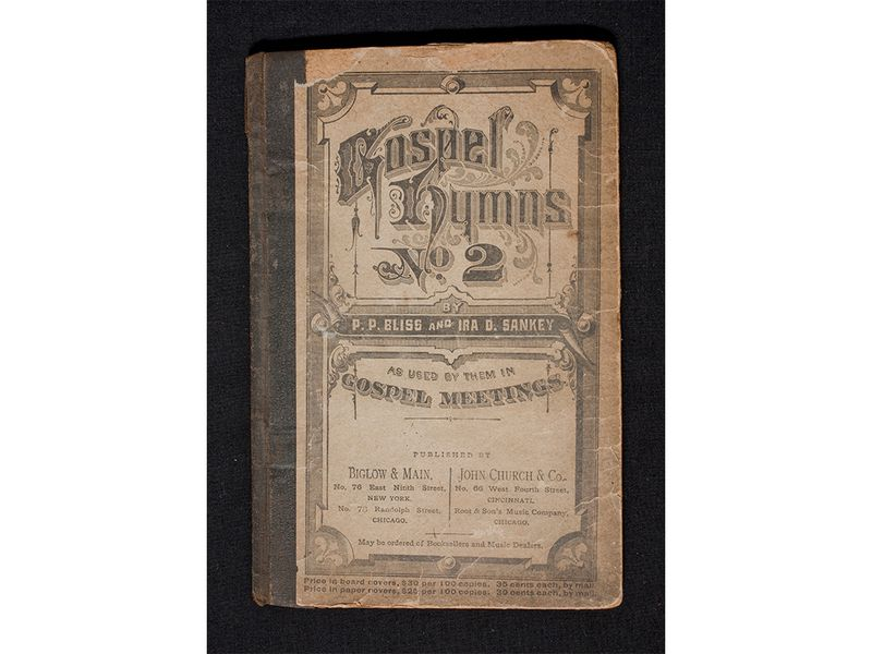 Tubman's Hymnal