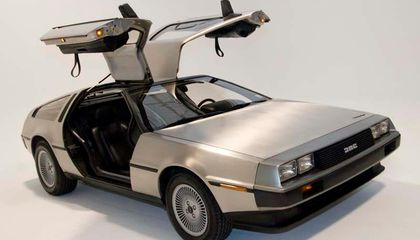 John Z. DeLorean Thought He Was Designing the Car of the Future