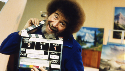 Step Into Bob Ross' Studio With This New, Interactive Experience