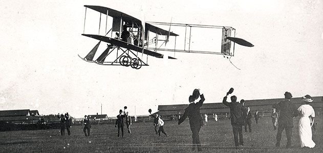 When Calbraith Perry Rodgers took off from New York on September 17, 1911, bound for California, he blazed a sky trail that hundreds of thousands would follow.