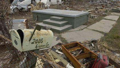 Hurricane Katrina: The Recovery of Artifacts and History