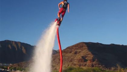 Hawaiian Regulators Are Not Excited About These Awesome Jetpacks