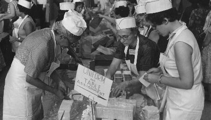 Eating on the March: Food at the 1963 March on Washington