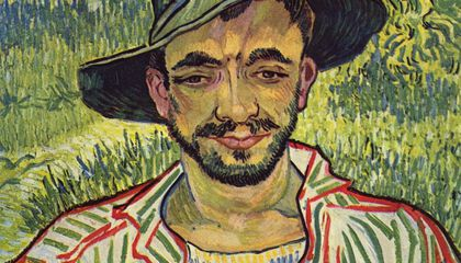 "Historian Identifies Subject of Van Gogh's ""Gardener"""