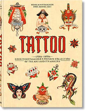 Preview thumbnail for 'TATTOO. 1730s-1970s. Henk Schiffmacher's Private Collection