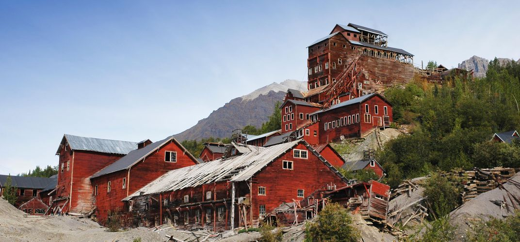 Kennecott Mines, Wrangel-St. Elias National Park