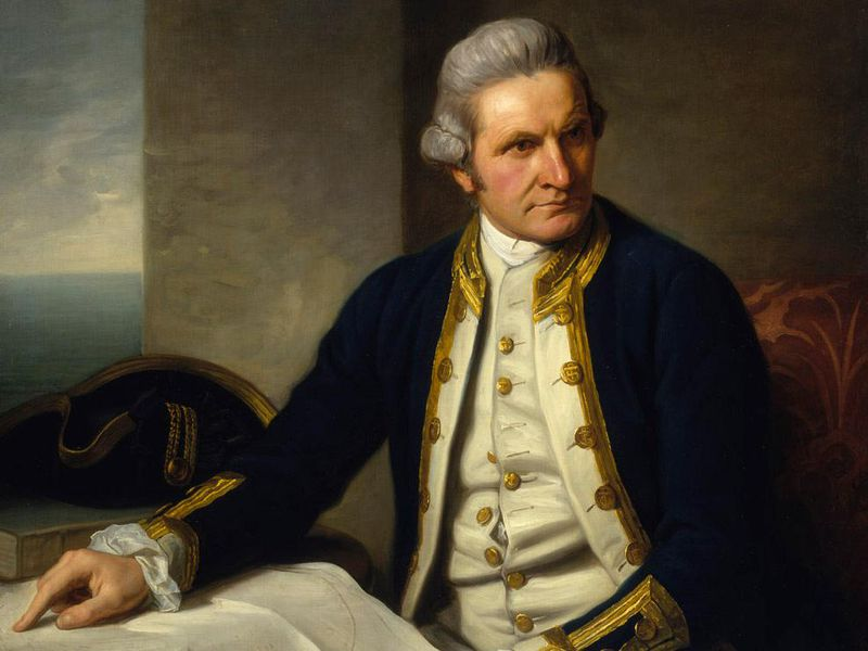 Captain Cook's 1768 Voyage to the South Pacific Included a Secret Mission