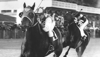 Scientists Extract DNA From Seabiscuit's Hooves To Figure Out How He Was So Fast