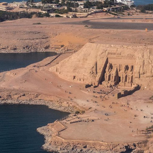 "UNESCO Archives Film Collection: ""The World Saves Abu Simbel"""