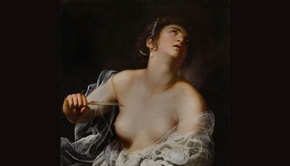 This Artemisia Gentileschi Painting Spent Centuries Hidden From Public View