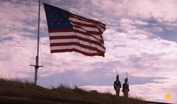 Preview thumbnail for video'The Battle of Fort McHenry, Through Francis Scott Key's Eyes
