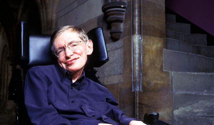 Stephen Hawking: How It All Began