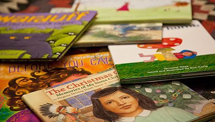 Best of Children's Books 2011: For Picture Book Readers (Part I)
