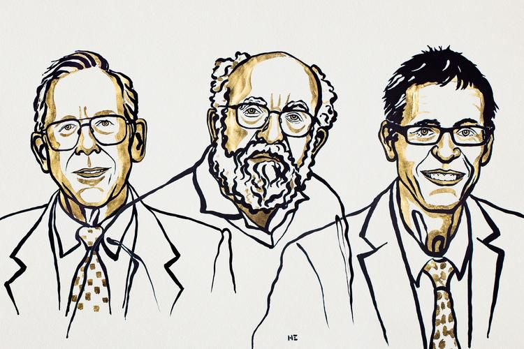 Three Win Physics Nobel for Showing Our Place in the Cosmos