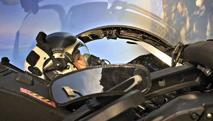 Under the Eurofighter's Hood
