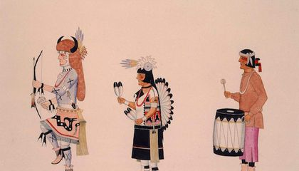 Events: Native American Dance, Book Signings, Postal Museum Tours and More