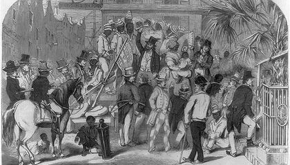 When Emancipation Finally Came, Slave Markets Took on a Redemptive Purpose