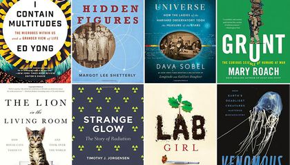 The Best Books About Science of 2016