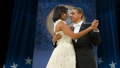 Michelle Obama's Inaugural Ball Dress Comes to the Smithsonian