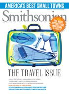 Cover for May 2012