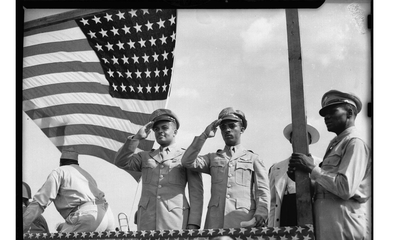 These Photos Capture the Lives of African American Soldiers Who Served During World War II