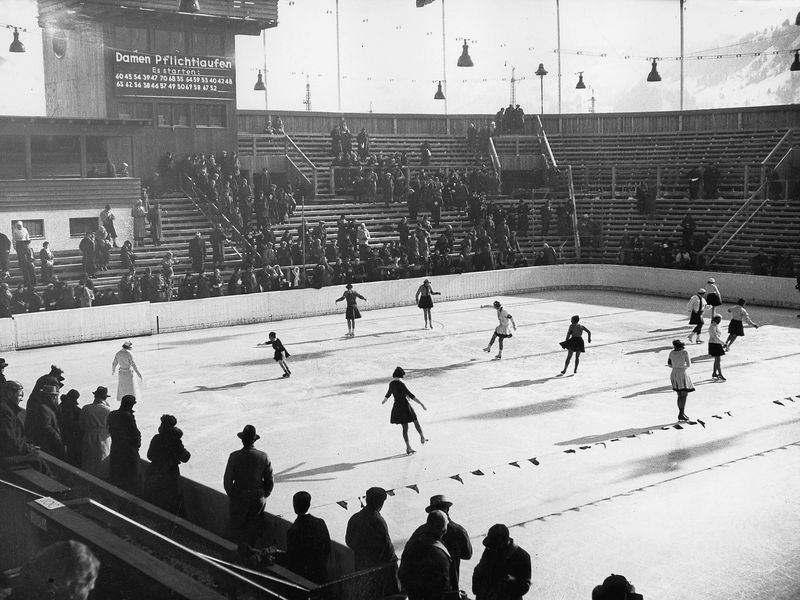 Figure skating at the Olympic winter gamees