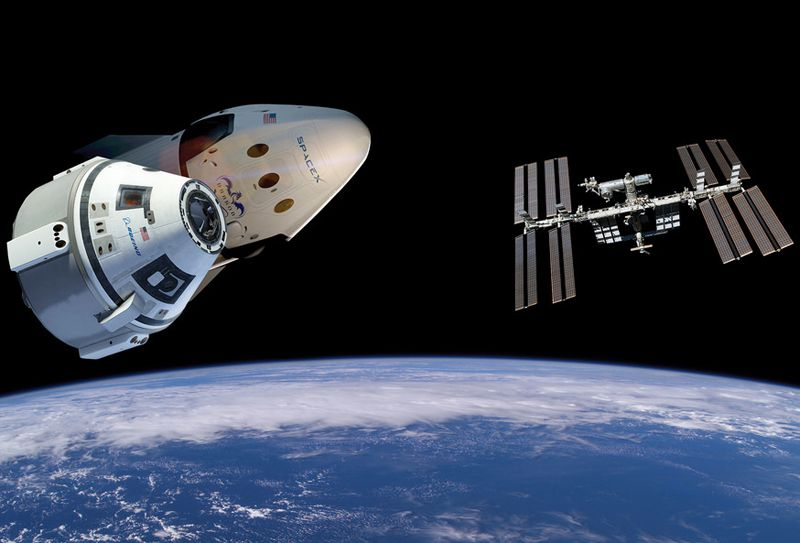 Astronauts, Your Ride's Here!   Space   Air & Space Magazine