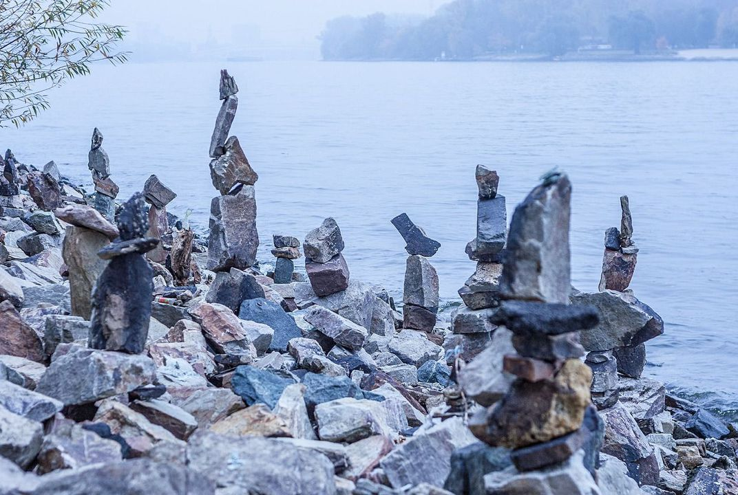 Conservationists Want You To Stop Building Rock Piles Smart News