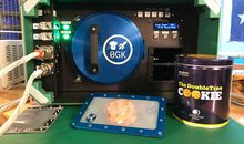 With a 'Zero G' Oven, Astronauts Can Have Their Cookies, but They Can't Eat Them Too