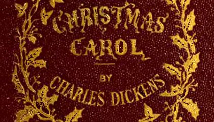 "Image: Why Charles Dickens wrote ""A Christmas Carol"""