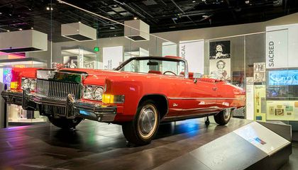 How Chuck Berry's Cadillac and His Guitar, Maybellene, Came to the Smithsonian