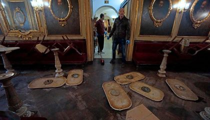 Venice Museums Re-Open After the City's Worst Flood in a Decade