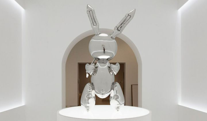 Jeff Koons Is the Most Expensive Living Artist