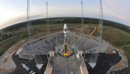 Europe to Launch First Soyuz from South America