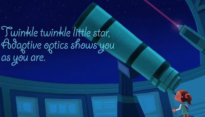 Scientifically Accurate 'Twinkle Twinkle Little Star' Is Still Charming