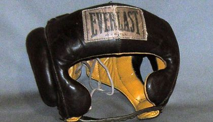 Muhammad Ali's Gear Headed to the Permanent Collections