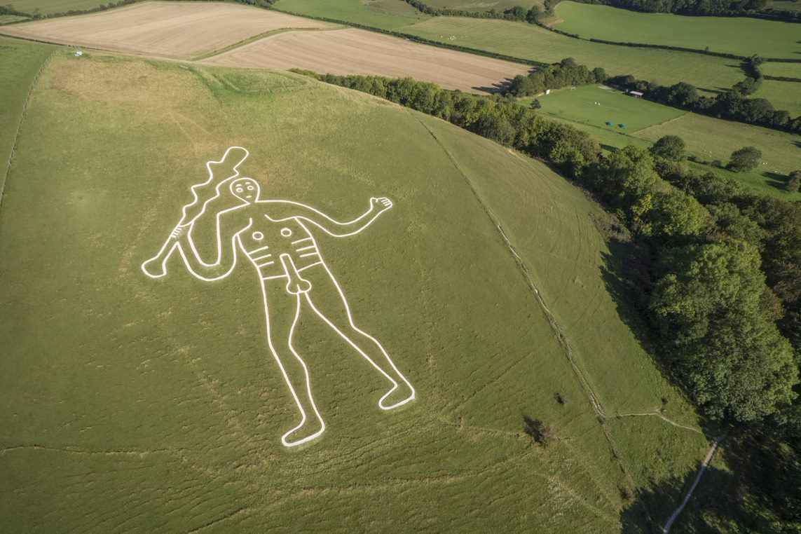 Scholars Are One Step Closer to Solving the Mystery of an Enormous Chalk Figure