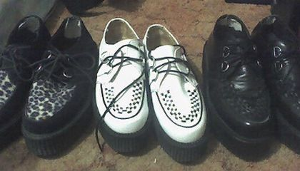 Where'd You Get Those Creepers?