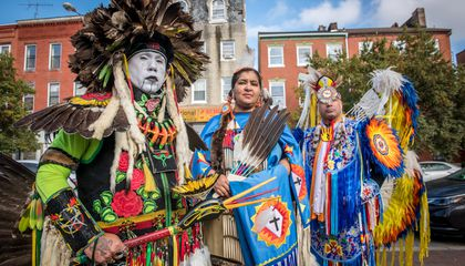 A Native American Community in Baltimore Reclaims Its History