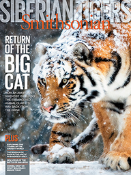Cover for February 2015
