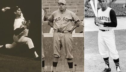 Which of These Baseball Players Should the Portrait Gallery Put on Display?