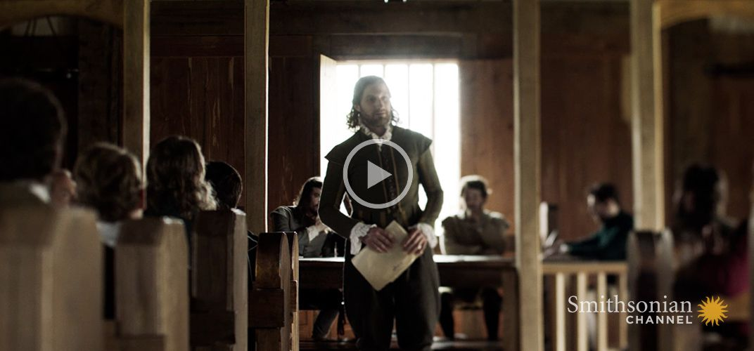 Caption: Was a Jamestown Governor the Father of U.S. Democracy?